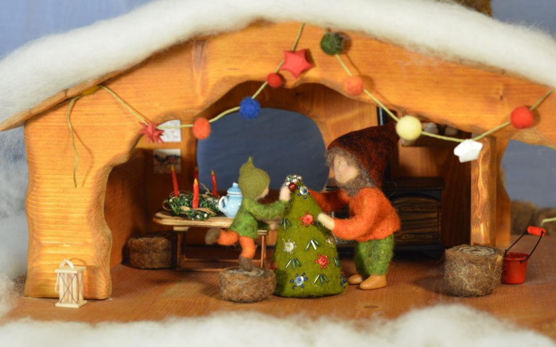 23. Dezmber – Weihnachtsbaum für Timpelfax