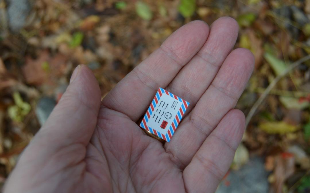 2. Dezember – Post aus dem Wald