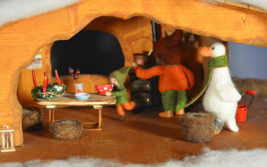 13. Dezember – Maronensuppe