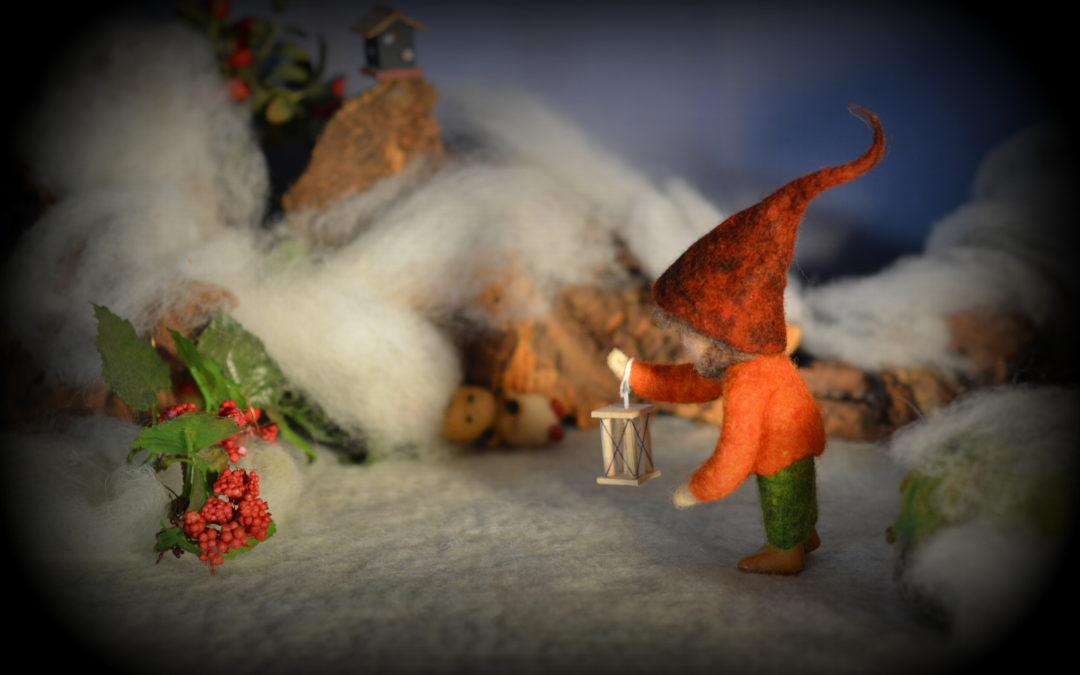 9. Dezember – Leise Töne im Schnee