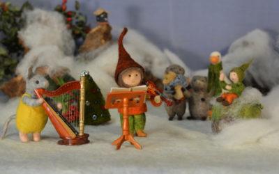 24. Dezember – Ein Konzert im Wald